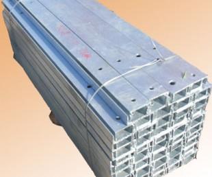 诚信提供Q235镀锌槽钢12.6#天津热轧槽钢现货直销