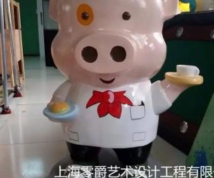镇江猪猪侠雕塑-猪八戒石雕定制