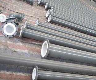 污水处理衬塑管道