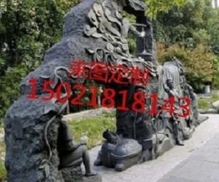 创意公园人物雕塑 古文化雕塑 湖南雕塑厂定制制作