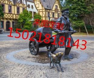 石家庄雕塑厂定制制作 古罗马人物雕塑 公园小区园林景观雕塑