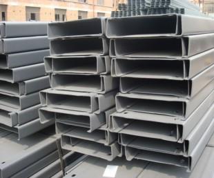 嘉鑫诚公司供应各种规格C型钢、Z型钢