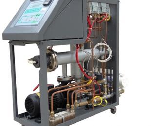 化工反应釜导热油电加热油炉厂