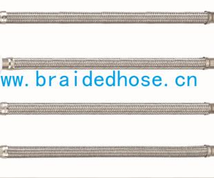 不锈钢编织软管用于马桶卫浴热水器等厂家直销