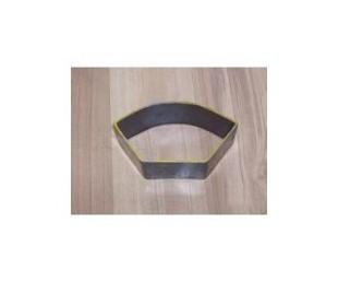 镀锌带扇形管制造厂家,扇形管生产厂家