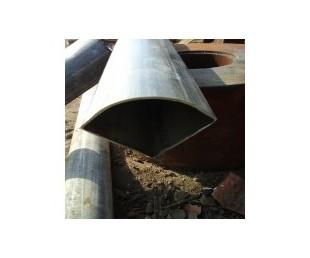镀锌带扇形管生产厂家,扇形管制造厂家