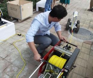 苏州吴中区管道检测(管道CCTV检测)