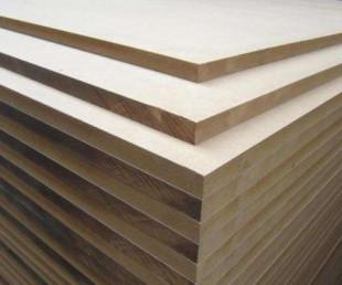 中高密度纤维板免漆生态板 生产厂家 密度板批发