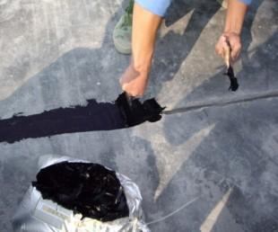 苏州新区枫桥镇别墅屋顶防水补漏 墙面防水补漏 施工