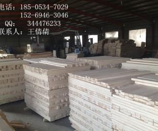 供應大型包裝箱用免熏蒸楊木LVL多層板木方