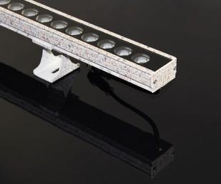 河北省LED洗墙灯酒店外墙亮化户外照明生产厂家明可诺夜景亮化硬灯条