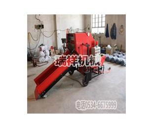青貯飼料打包機生產廠家專業生產打包機