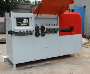 供应用于钢筋加工的河北保定MAK伺服数控弯箍机
