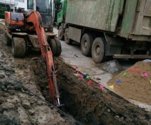 张家港大新镇排水管道改造+管道维修修复