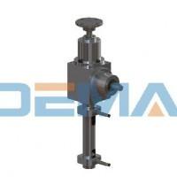 德迈传动DMSL锥齿轮丝杆升降机 德迈传动螺旋升降机