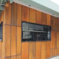 锈色钢板加工【耐候钢板】耐候钢生锈 镂空雕刻 提供深加工