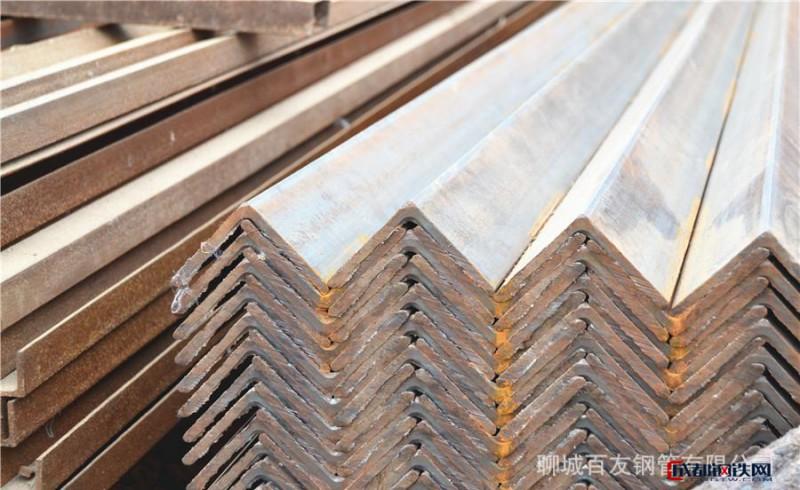山东大量销售Q235B角钢冷轧角钢镀锌角钢热轧角钢量大优惠