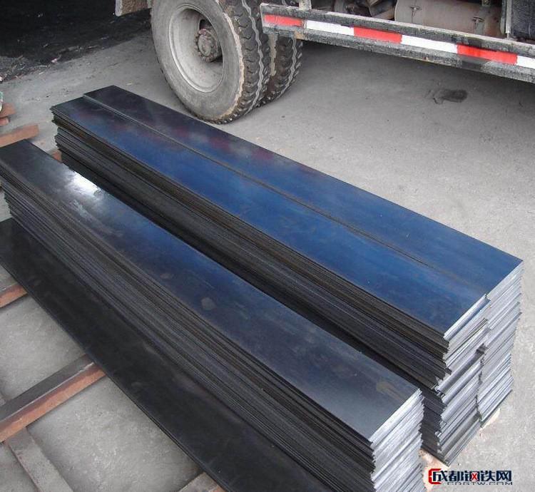 国标55CrMnA弹簧钢55CrMnA冷轧钢板 55CrMnA热轧弹簧钢板