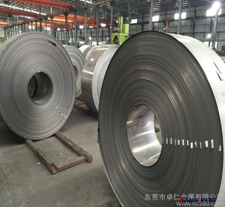 不锈钢的价格 冷轧卷板 1Cr17Ni7 (2B)钢板 30