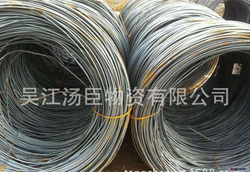 湖州批发Q195 Q235 高线 线材 钢筋混凝土用热轧光圆钢筋