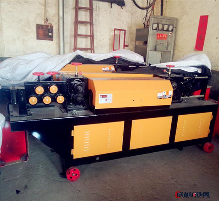 建筑钢筋调直切断机 新型钢筋调直切断机 调直机配件