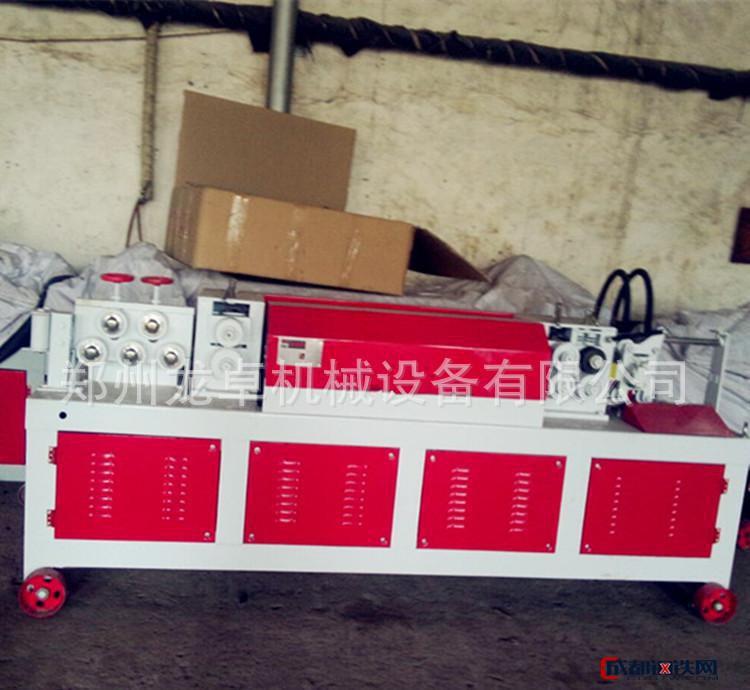 一体机数控钢筋调直机 钢筋笼加工设备 数控钢筋调直切断一体机