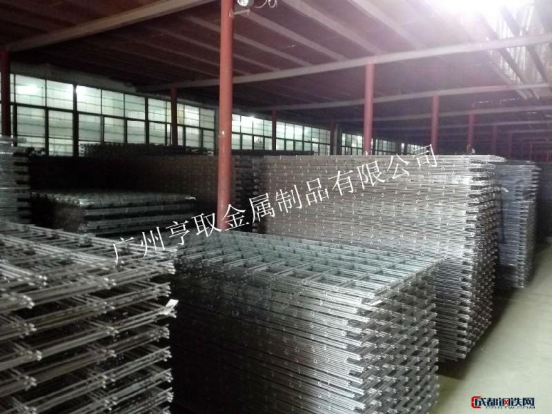 亨取厂家直销桥梁钢筋网 冷轧带肋网片 热轧钢筋 碰焊网