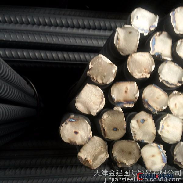 天津金建供應熱軋鋼筋,鋼筋盤條圖片