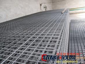 康定钢筋焊接网  建筑焊接网片 路桥钢筋网图片