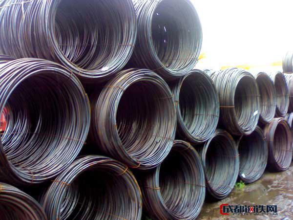 批发价供应各种钢材盘圆