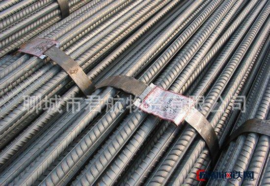 国标建筑工地用直条螺纹钢HRB400