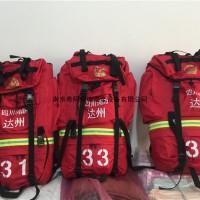 70L双肩背包 消防携行具 消防背囊 抢险救援双肩背包 个人携行包