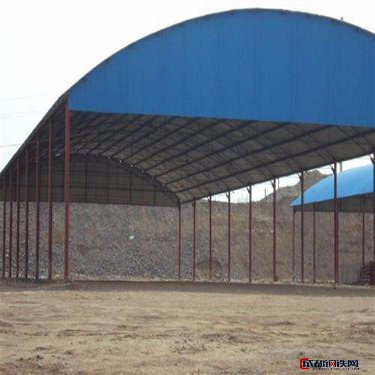 洛峰 钢结构批发 彩钢棚批发  建材材料