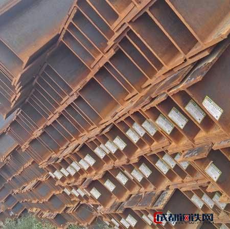 致旭钢铁 H型钢槽钢   H型钢厂家 钢材批发