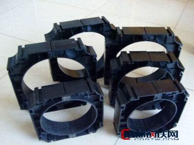 玻璃钢电缆保护管 玻璃钢电缆支架  角钢支架