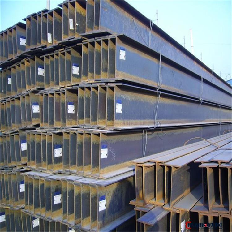 重庆文竹钢材 直销优质工字钢 角钢