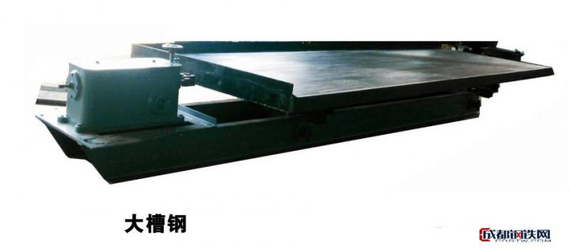 江西正東礦山機械大槽鋼搖床搖床,6s單雙層搖床