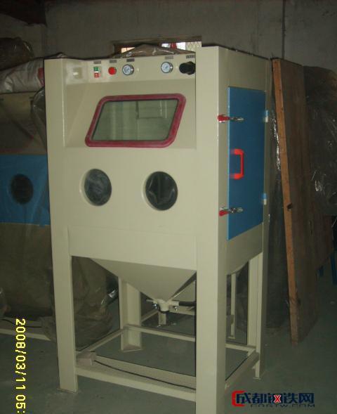 三明喷砂机 永安钢结构焊接件喷砂机 槽钢 钢管喷砂机