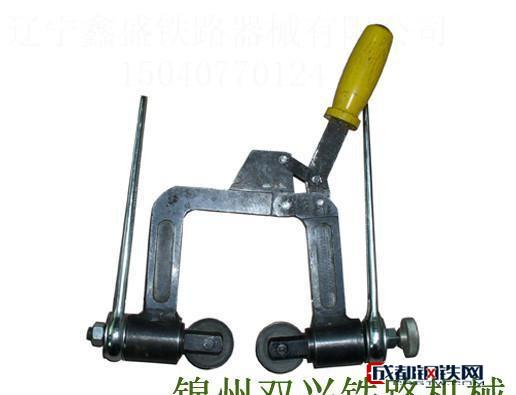 全新加厚槽鋼制造DGC型吊軌車125臺現貨