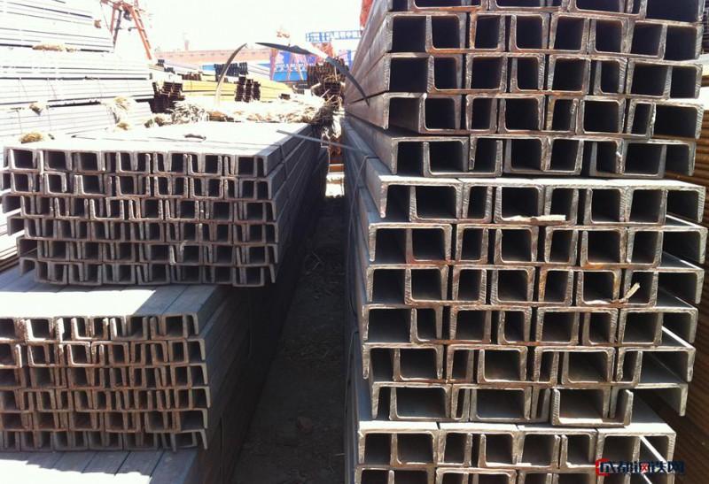 大量供应多种规格的优质槽钢
