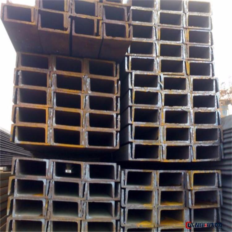 重庆文竹钢材 销售槽钢 重庆优质槽钢 型材零售 槽钢价格 镀锌槽钢