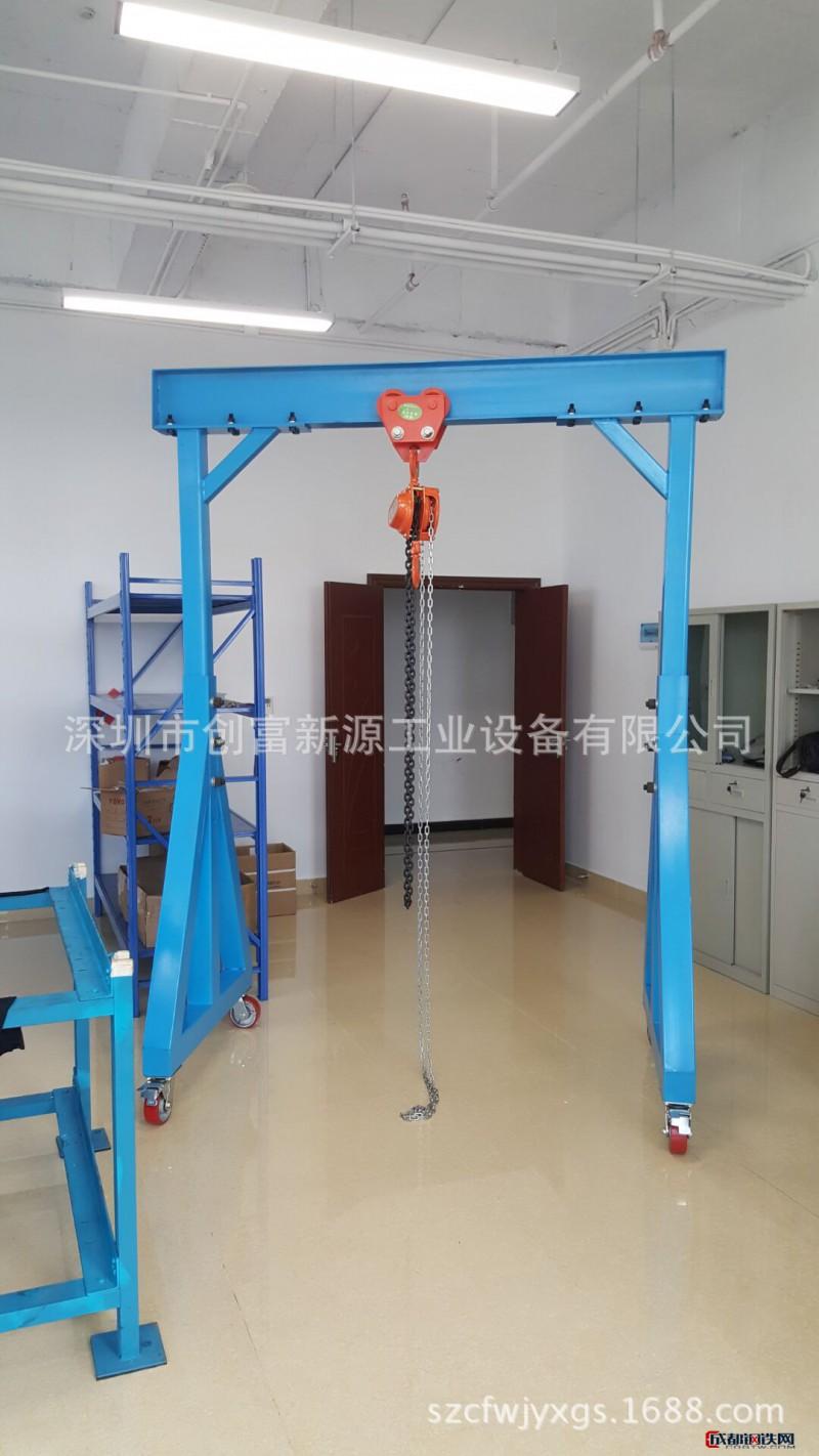 高度可调龙门架 方通立柱龙门架 工字钢横梁龙门架 龙门架生产商
