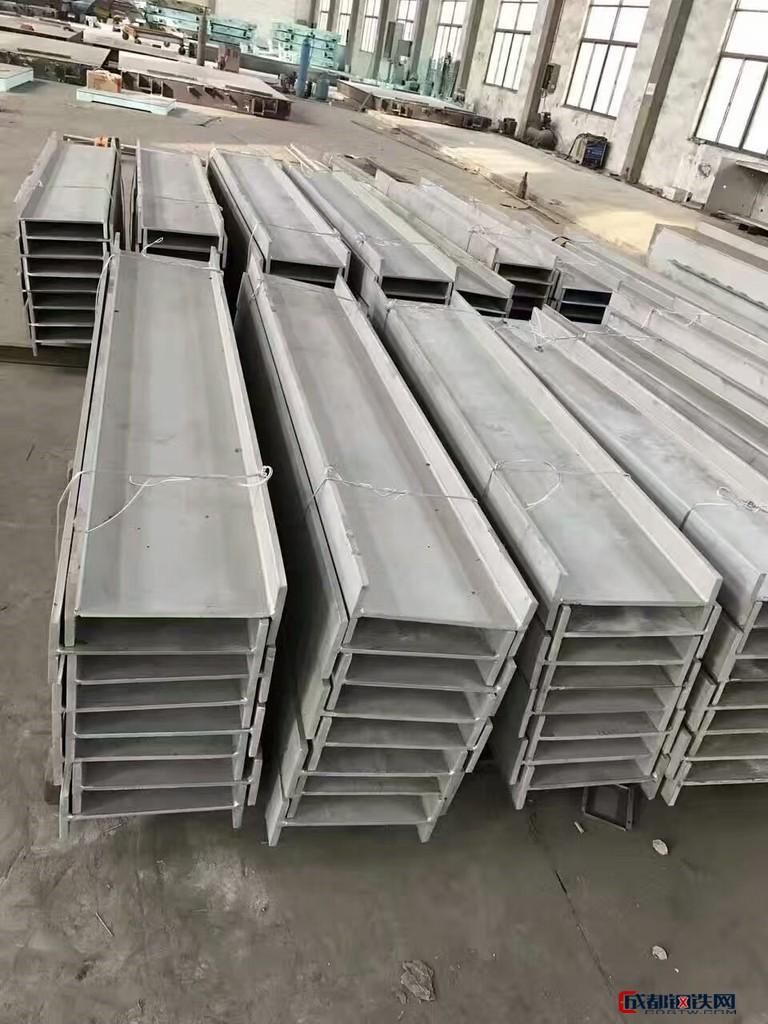 滨海信达 不锈钢H型钢销售 工字钢角钢槽钢T型钢方管支持加工定制配送到厂