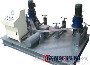 亚虎国际pt客户端_新型工字钢弯弧机液压智能操作简洁高效质优价廉