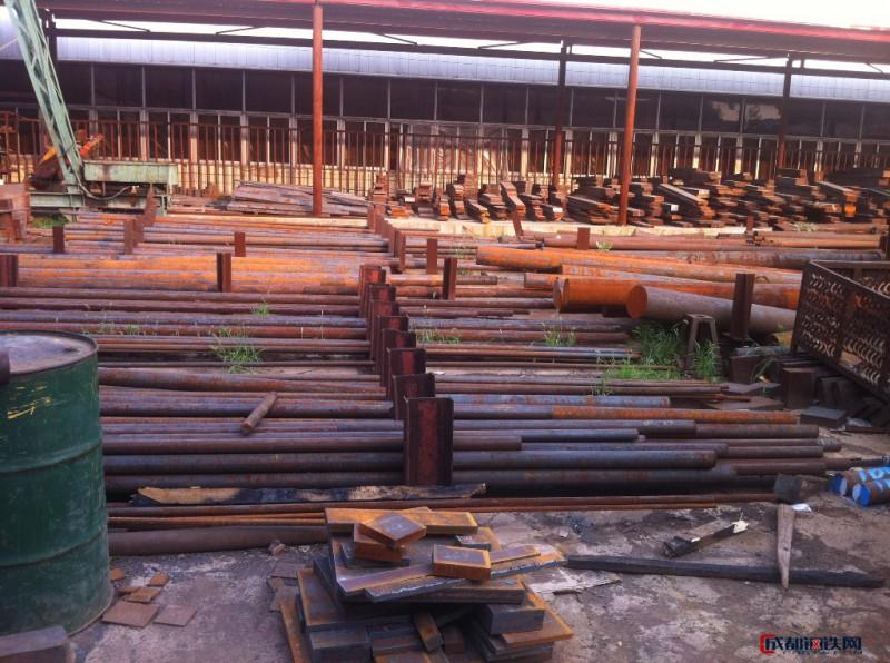 工字钢各种钢材直销扁钢-各种型材料钢材/天津机加工
