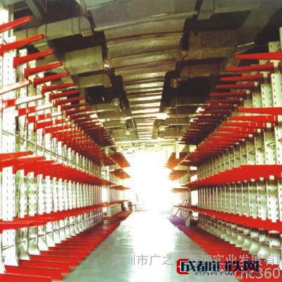 亚虎国际pt客户端_悬臂货架   广之超 GZC-001I工字钢  仓库货架