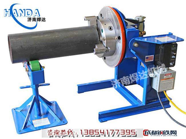 精密管法蘭焊接變位機_管法蘭焊接變位機_濟南焊達管法蘭焊接變位機
