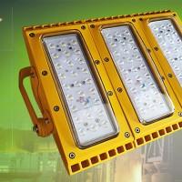 化工厂防爆灯,100W加油站led投光灯价格