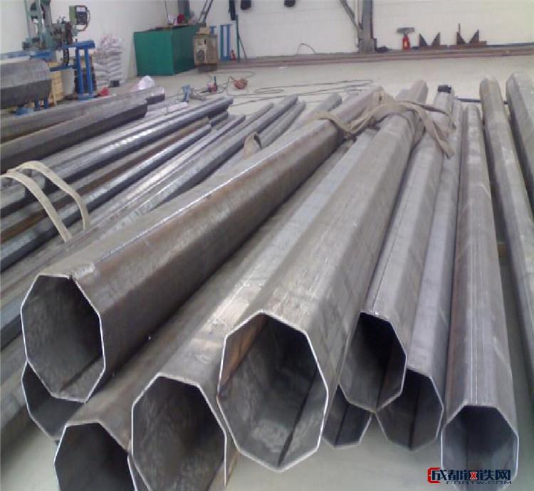 异型钢管 六角无缝钢管 无缝六角钢管 定做异型管