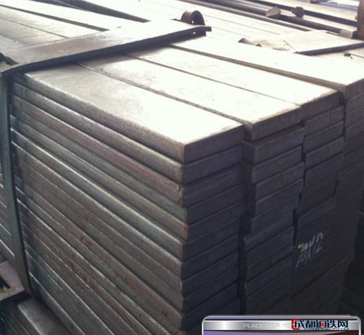 【满涛】广东佛山乐从钢材市场零售冷拉扁钢 市场